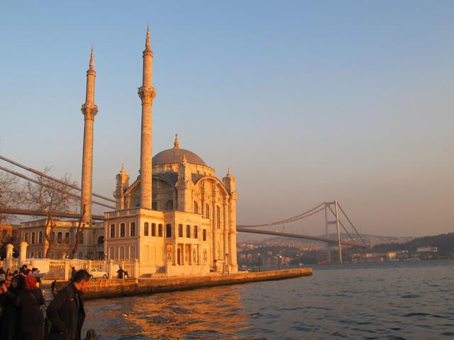 ortaköy清真寺