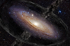 astronomy, universe, milky way, space, galaxy, spiral galaxy, astronomical object, outer space,