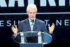Bill Clinton by Zach Brien