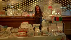 2015 Stall at Charity event Parkville 5 Sept PV