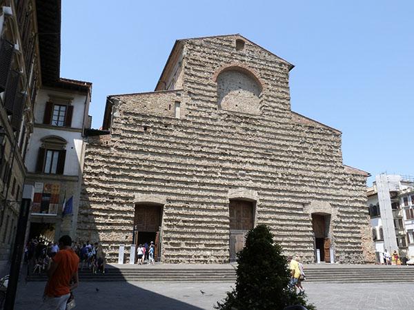 façade nue san lorenzo