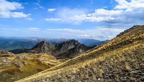 foothills mountain nature landscape highlands hiking hike mount highland macedonia mountainside ridges foothill mountainridge mountkorab
