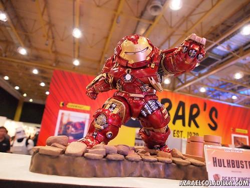 AsiaPop Comicon Manila 2015 - preview day