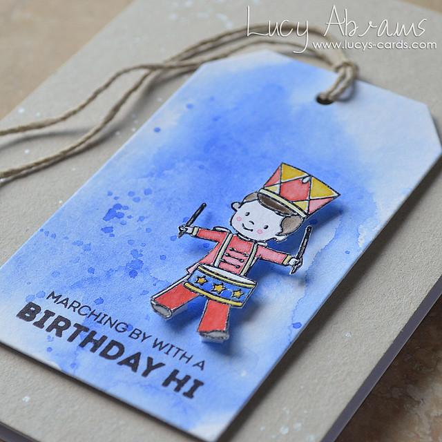 A Birthday Hi 2 by Lucy Abrams
