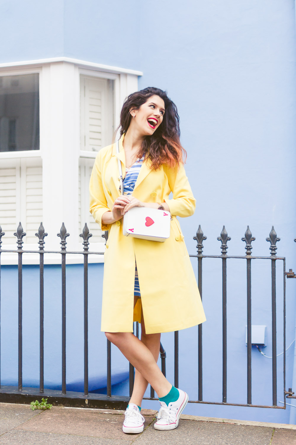primary colours asos outfit