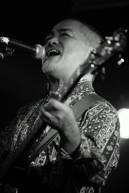 CABU live at 獅子王, Tokyo, 21 Sep 2015. 044