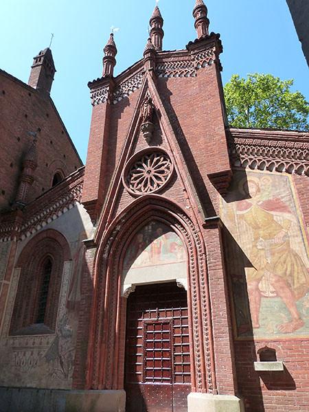 église borgo medievale