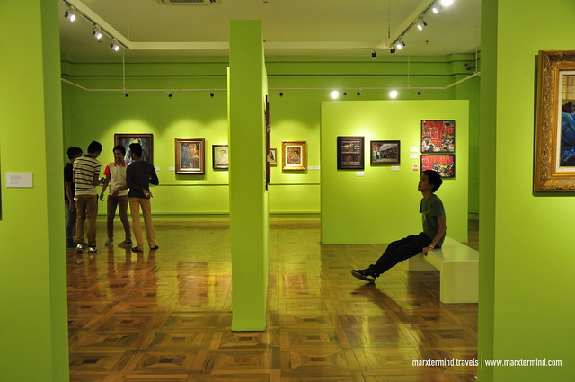 Gallery of Paintings of Dimasalang Street
