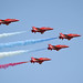 Red Arrows - BAE Hawk by _Daniel Murphy