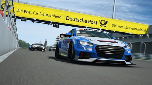 R3E Audi TT Cup Car Preview 1