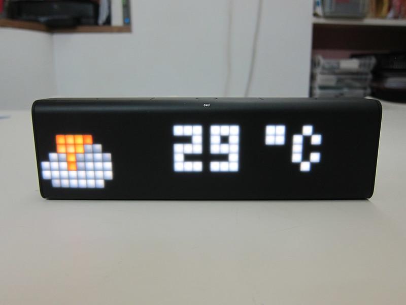 LaMetric Time - Weather