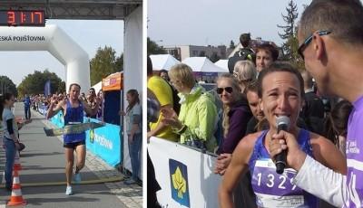 Vrabcová Nývltová zaběhla na 10 km nový ženský rekord RunTour s časem 33:02