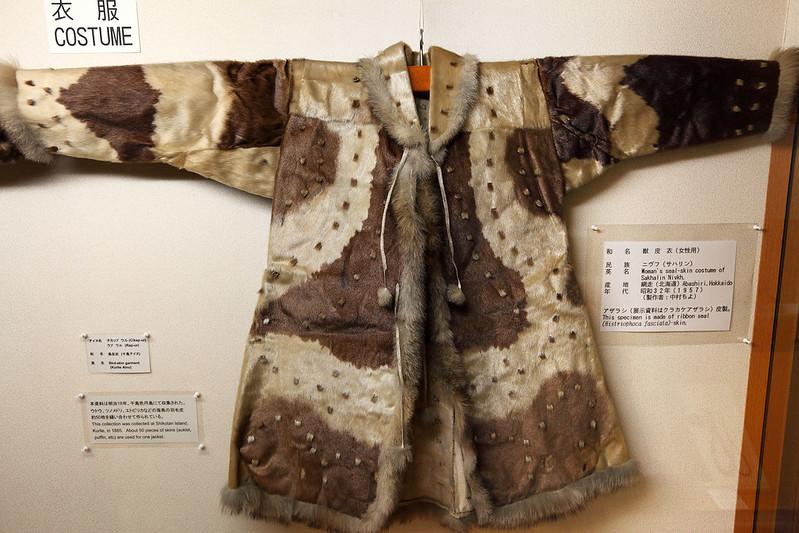 Ainu coat