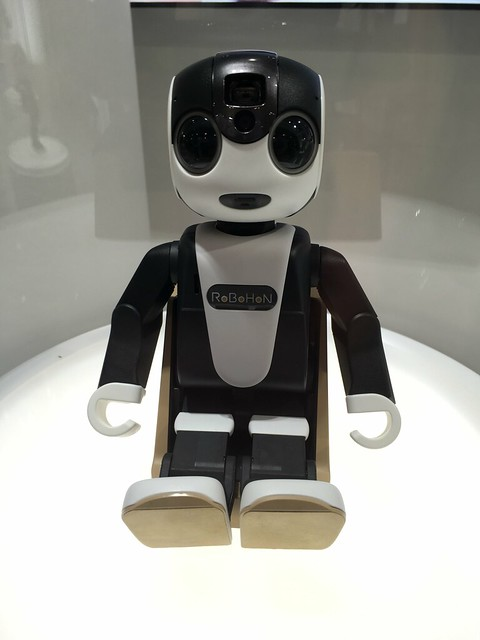 RoBoHon, SHARP 04