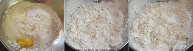 How to make Cashew Murukku Recipe - Step2