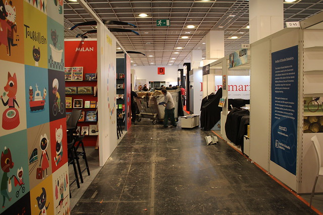 Frankfurt Buchmesse 2015
