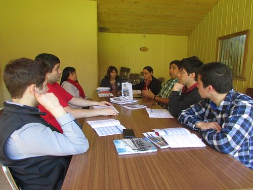 2015 Reuniones de Coordinadores