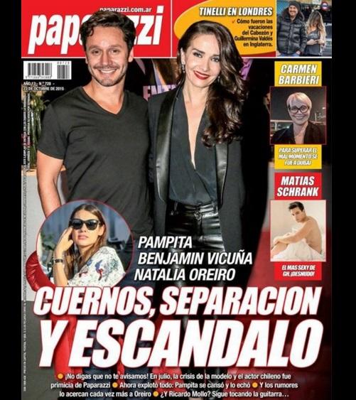 Pampita y Natalia Oreiro