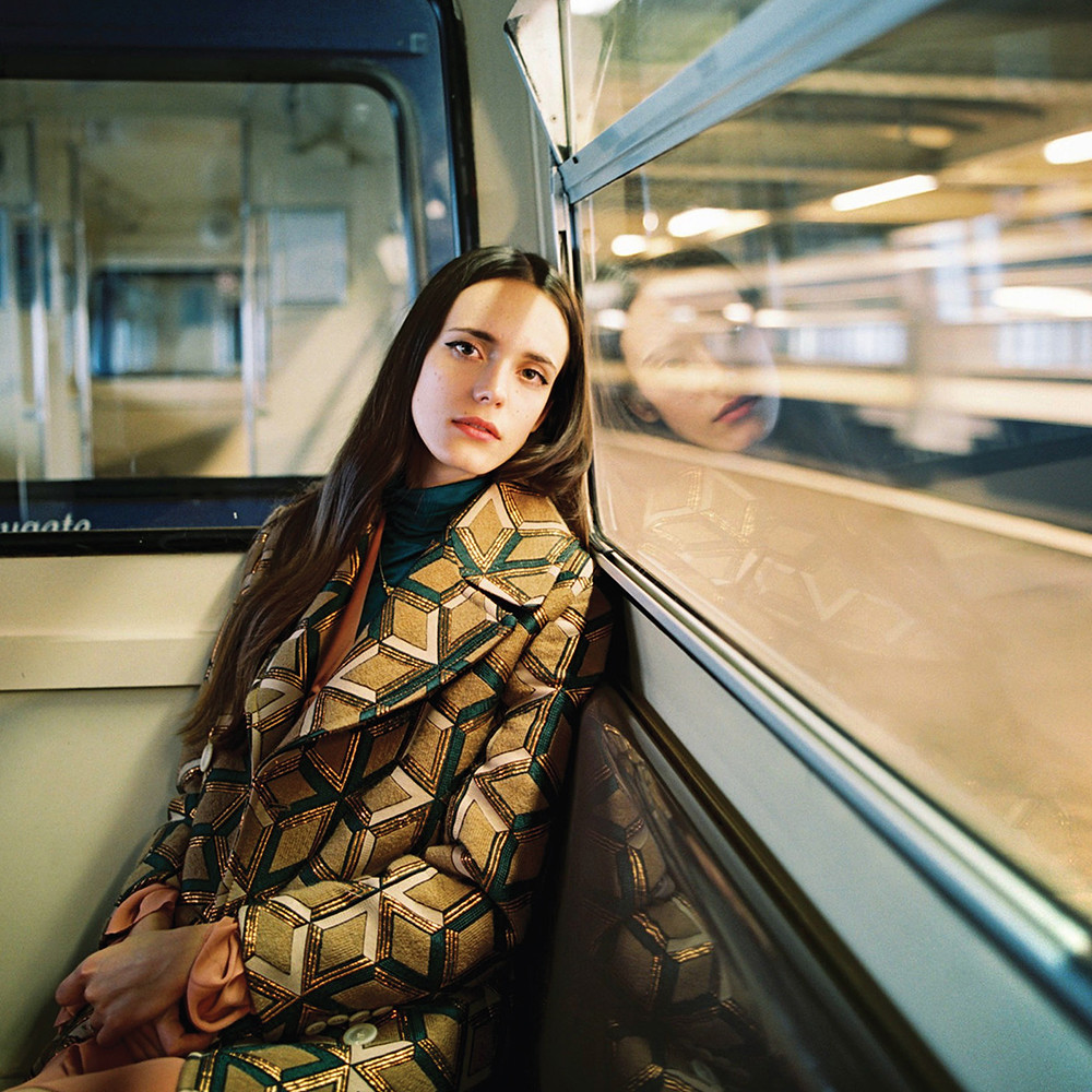 Стэйси Мартин — Фотосессия для «So it Goes» 2015 – 8
