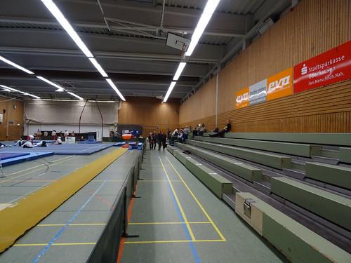 Gymnastics Bundesliga: KTT Oberhausen-Sterkrade v TZ Bochum-Witten
