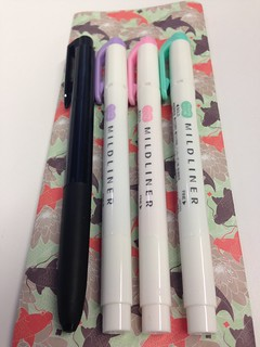 Stationery: Highlighters