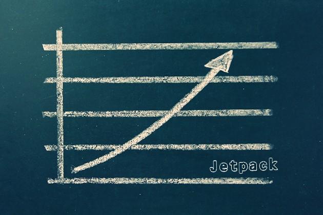 Jetpackアクセス解析