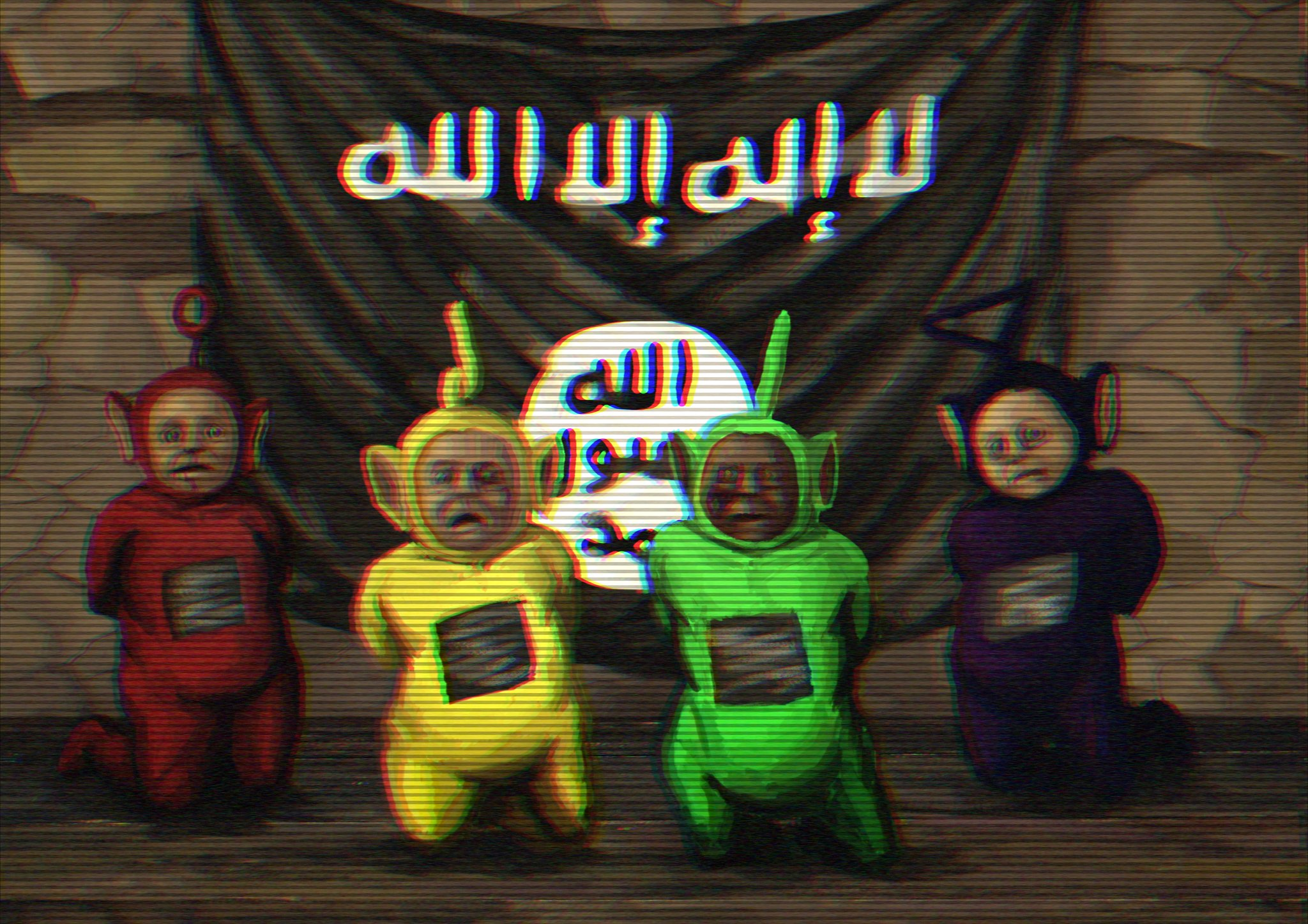 Terrortubbies (Arbet Fursan)
