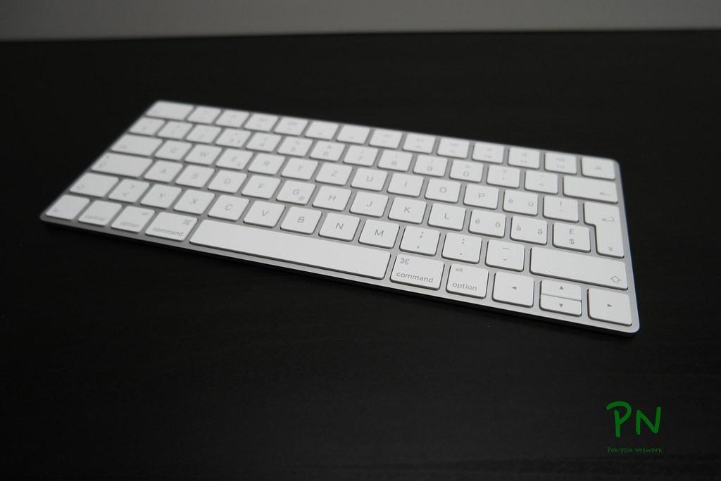 Apple Magic Trackpad 2 & Magic Keyboard