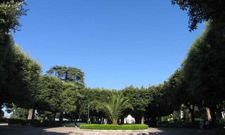 Conversano- Villa Garibaldi