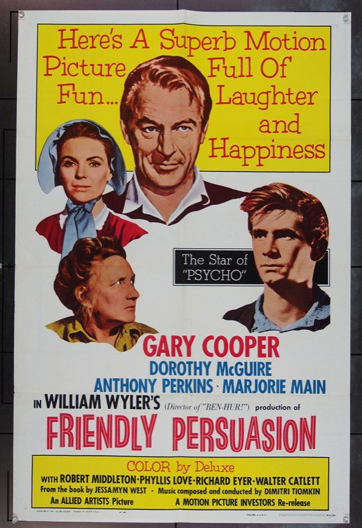 Friendly Persuasion - Poster 4