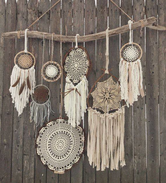 (i) dreamcatchers