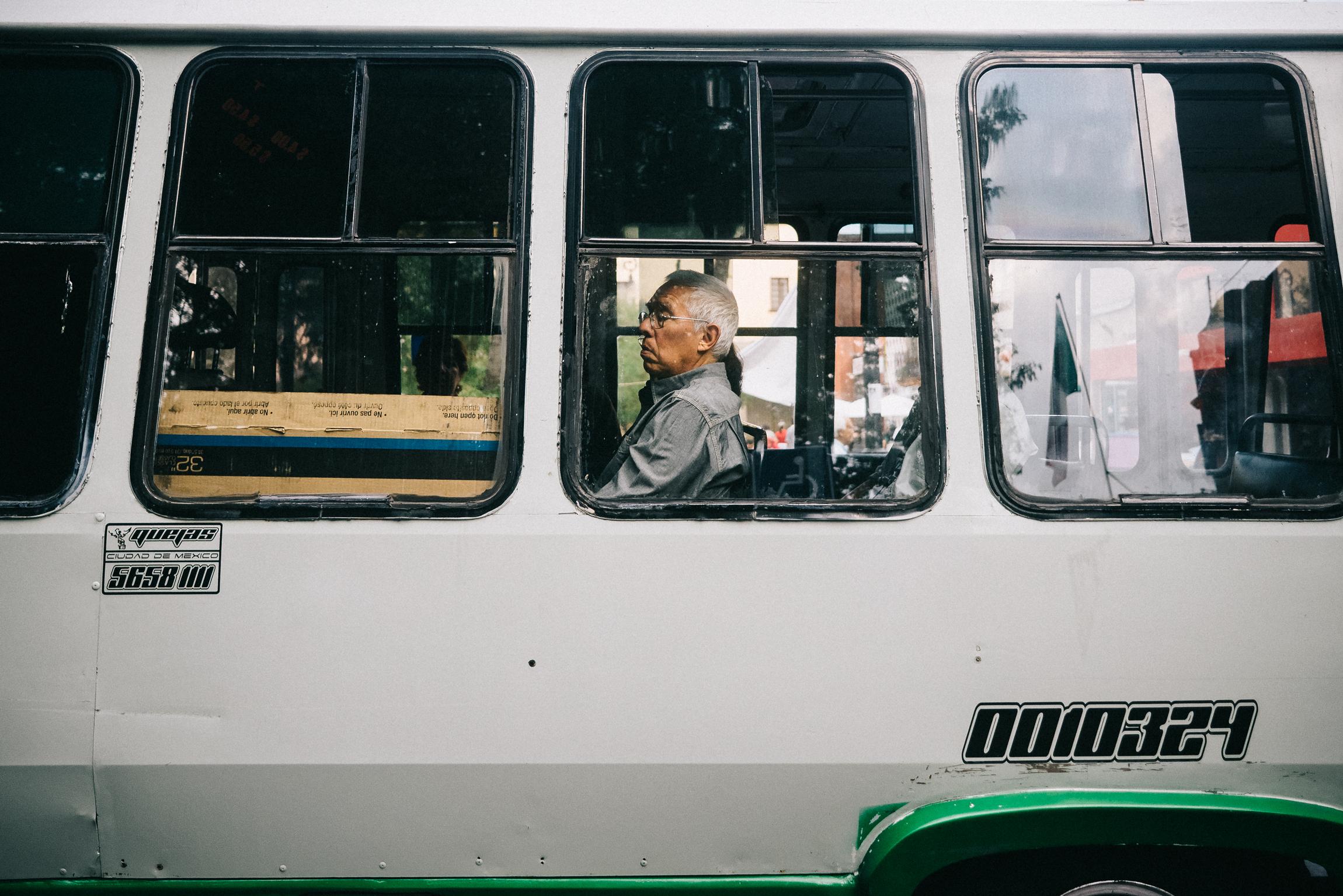 Microbus Coyoacan
