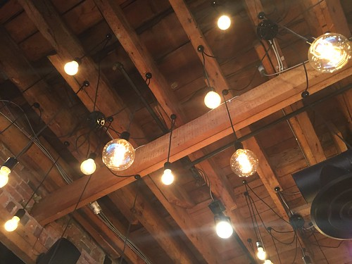 lights in Saint John Ale House