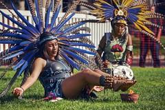 Painful Aztec ritual