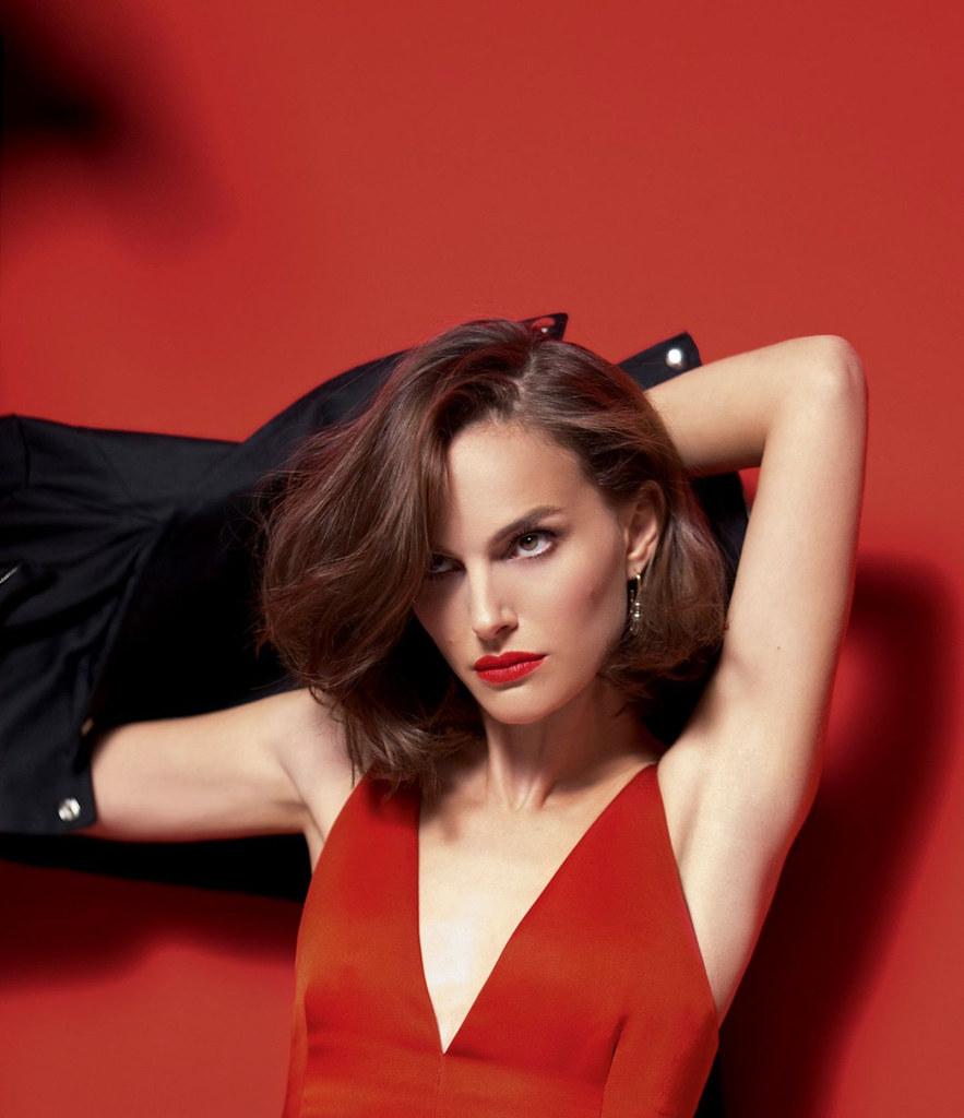Натали Портман — Фотосессия для «Rouge Dior» 2016 – 5