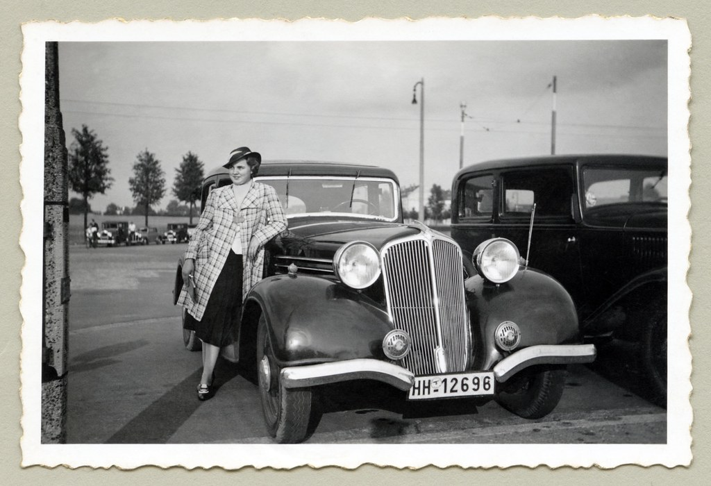 Vintage Cars & People\'s most interesting Flickr photos | Picssr