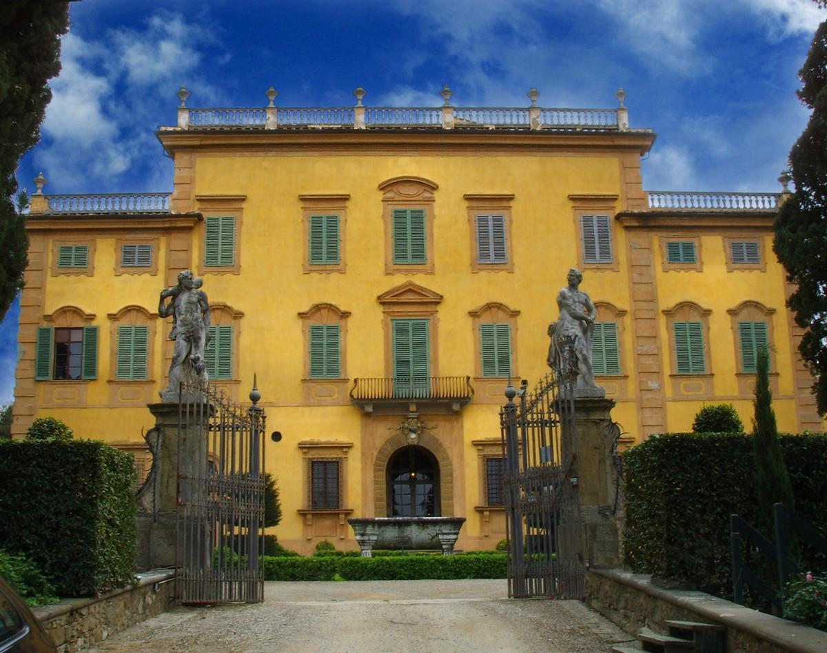 La Villa Pietra. Credit sailko