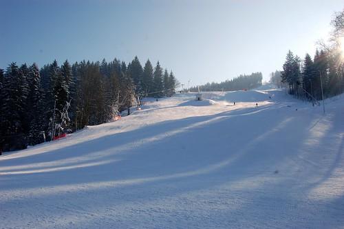 Lyžujte ve skiareálu KAROLINKA s 31% slevou