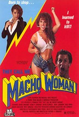 They Call Me Macho Woman! (1991) Hindi Dubbed