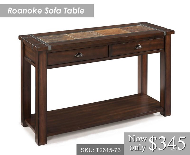 Roanoke Sofa Table