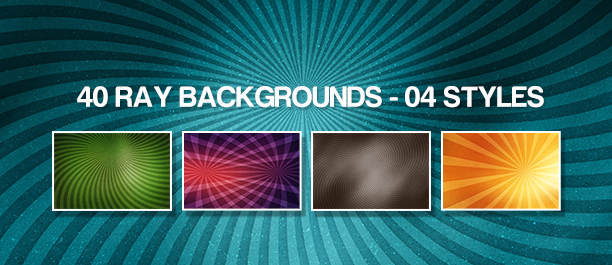 12 Polygon Backgrounds - 2 Styles