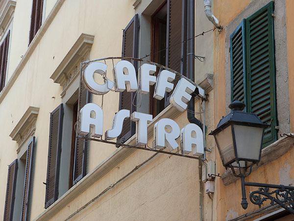 caffe astra