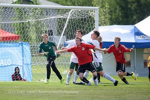 Soccer Men's - WCSG 2015