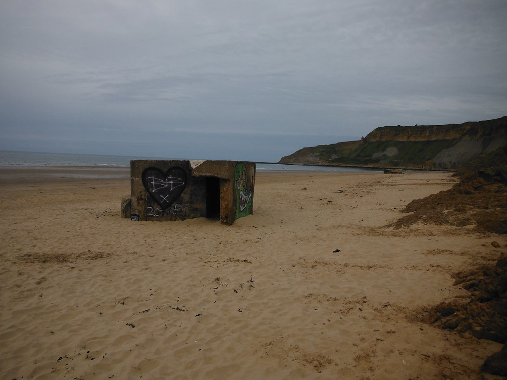 Cayton Bay Pillbox 6