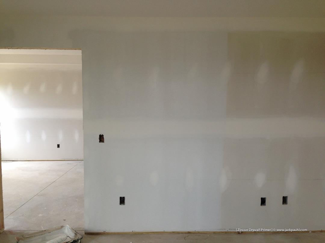 Zinsser Drywall Primer Jack Pauhl Maximum Painting