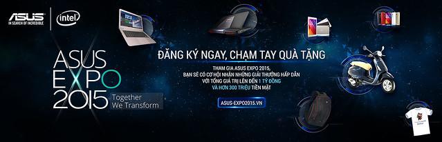 [PR]Tham gia Asus Expo với khẩu hiệu An - Quả - Lượng - 91427