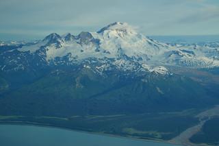 028 Mount Iliamna vulkaan