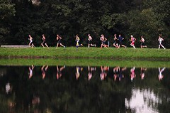 Příbram hostí poslední závod ČP v dlouhém triatlonu na českém území