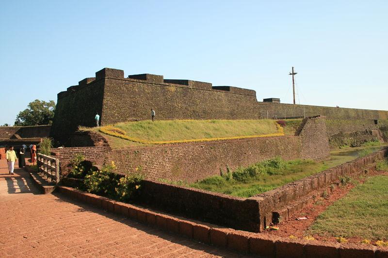 Kannur,St Angelo Fort