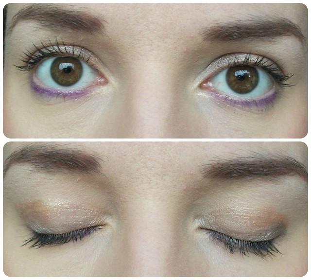 EOTD Born Pretty Qiaoyan Silky Eyeshadow Palette #5